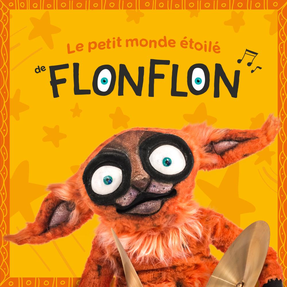 Album Le petit monde étoilé de Flonflon