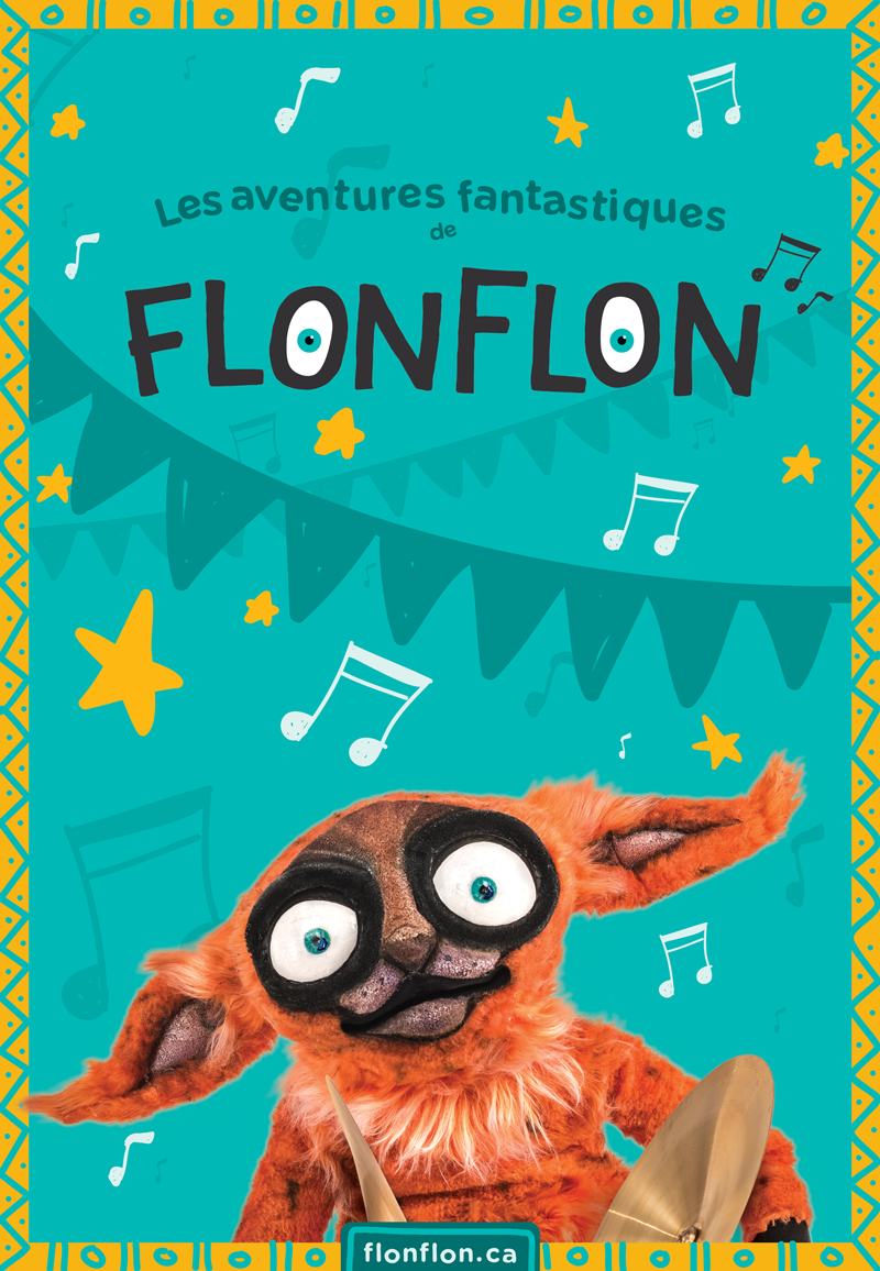 Les aventures fantastiques de Flonflon -