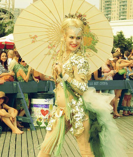 Coney Island Mermaid Parade, 2011 Photo by  Karen Michel