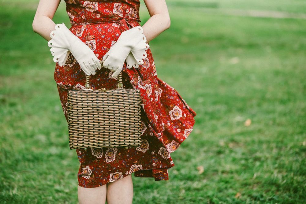 Lovely Gloves + Picnic Baskets