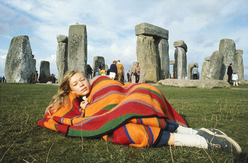 Cynthia Copple at Stonehenge, October 1971.jpg