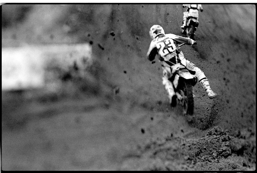 Kyle Lewis, Glen Helen National MX, 2007