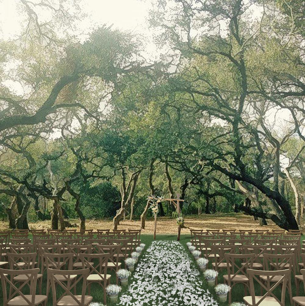 Grove Ceremony Site