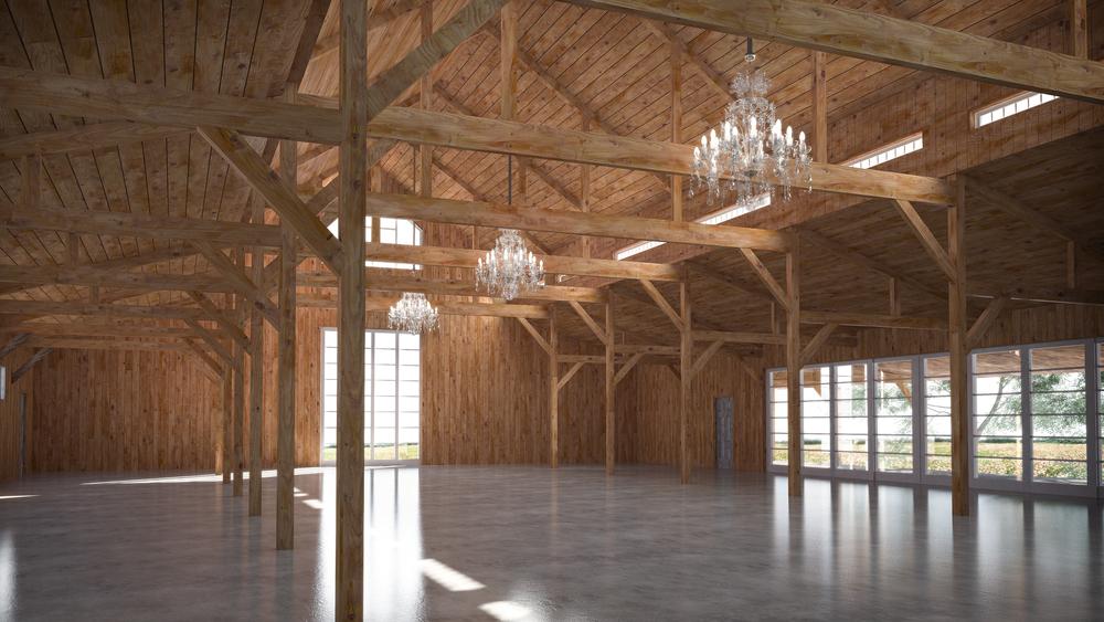 Interior Reception Venue