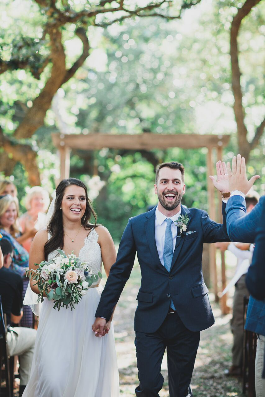 That feeling when you just got MARRIED!