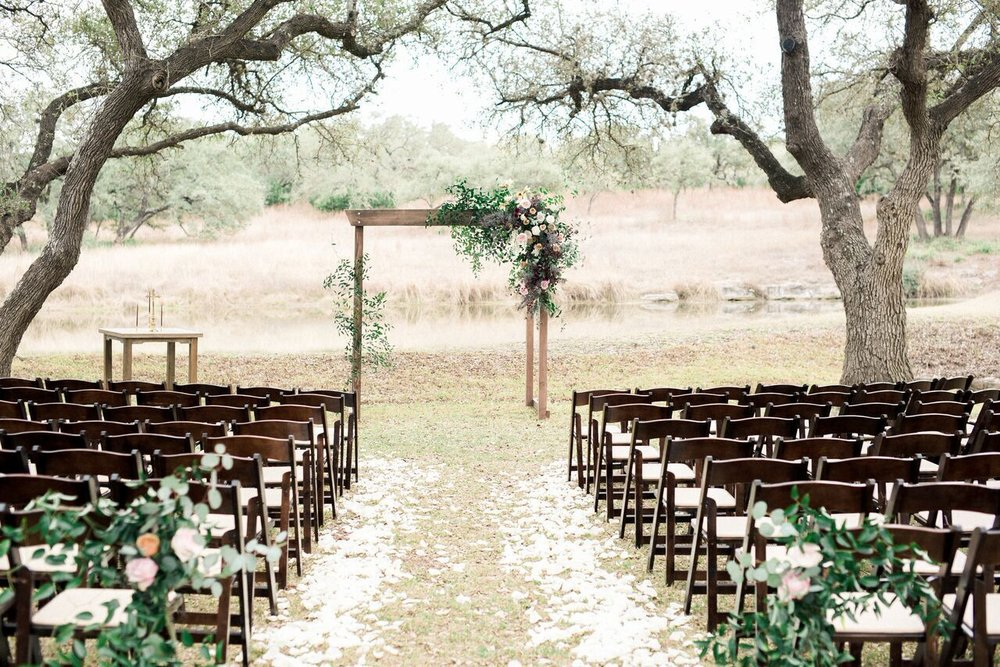 Photographer:  Brittany Jean Photography   | Planner:  texas hill country events  | Florist:  color theory collective