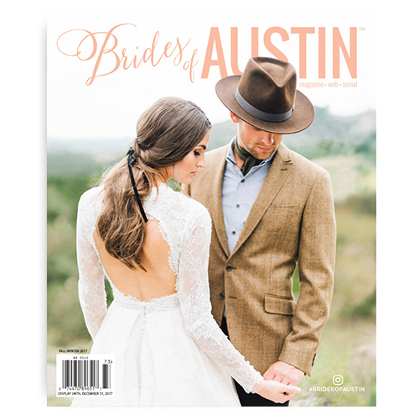 Kathryn and Mitchell's Rustic Elegant Austin Wedding
