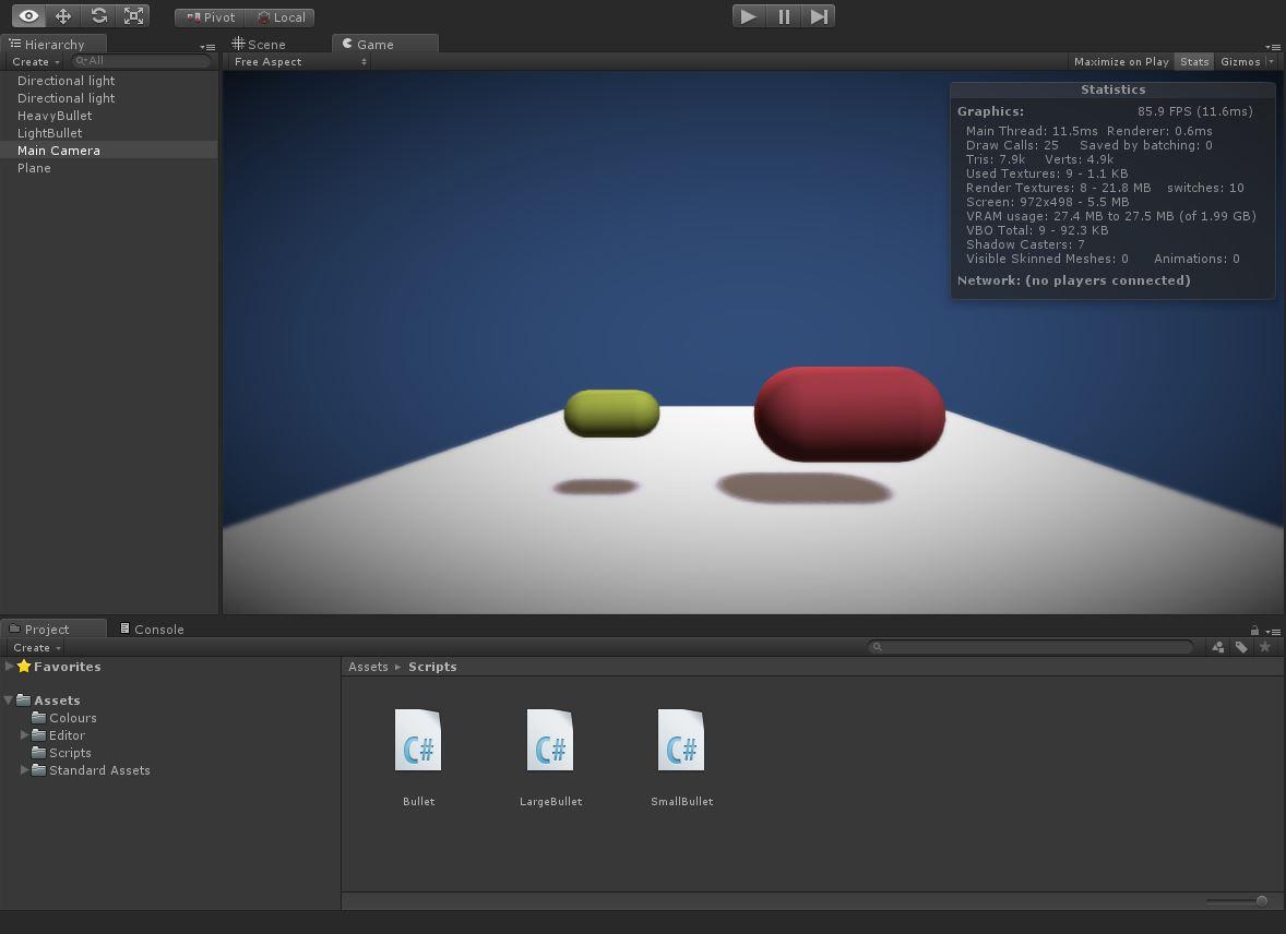 Dev Blog: Inheritance in Unity 3D — Cardboard Keep