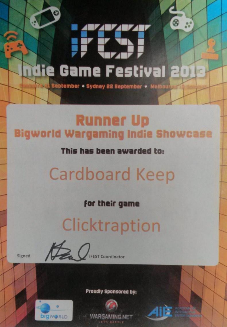 click-ifest-award