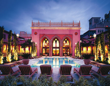 One of the beautiful locations for our upcoming engagement session at The Boca Raton Resort
