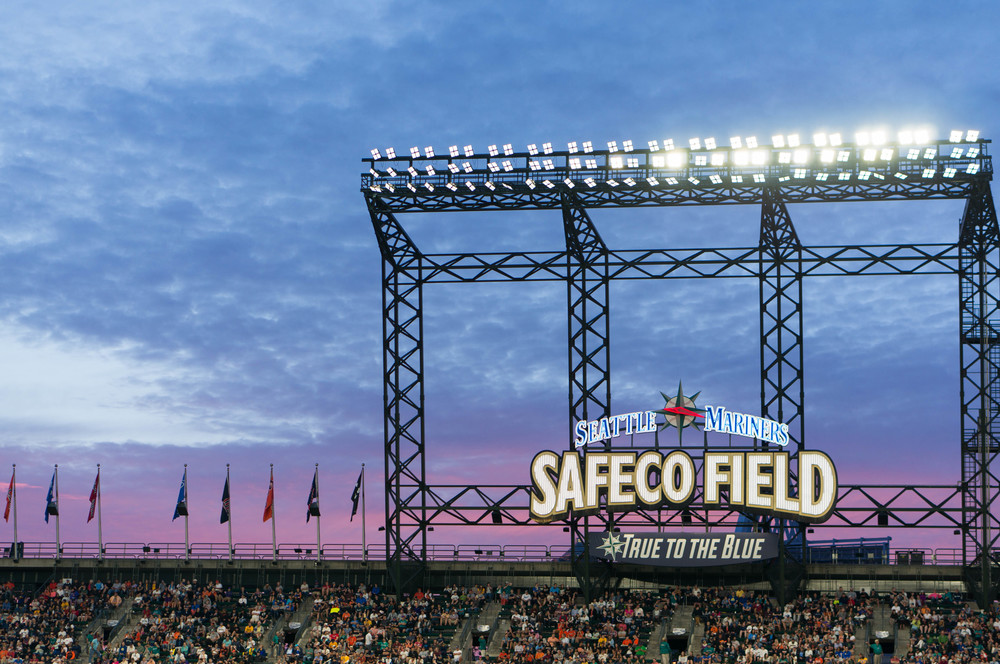 Safeco Field - mariyajasmine photography