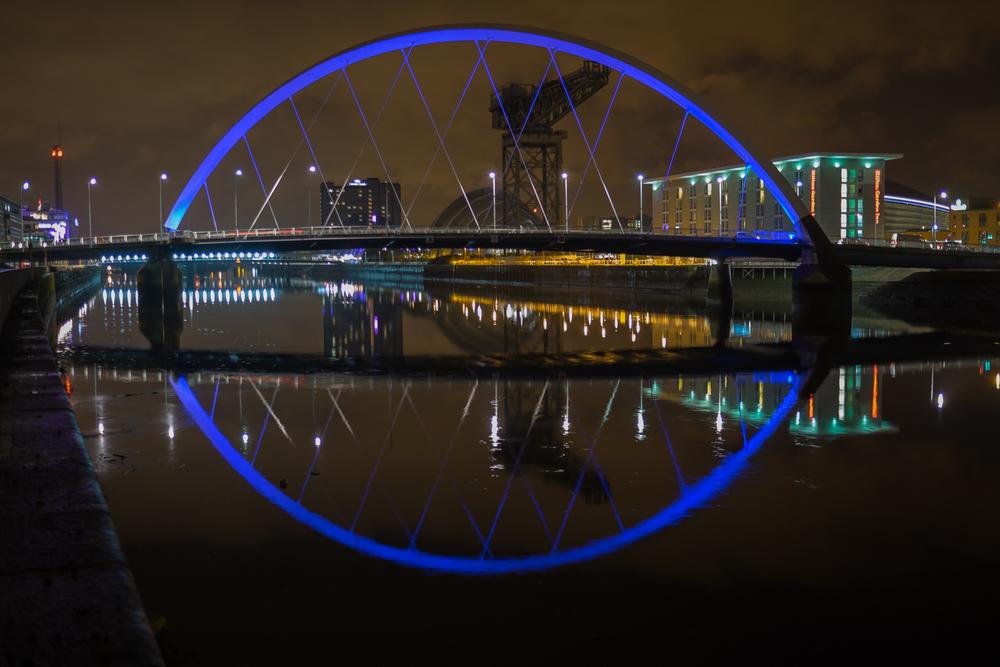 The Glasgow Arch