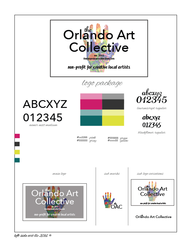 The Orlando Art Collective - hosted by Left Side Art