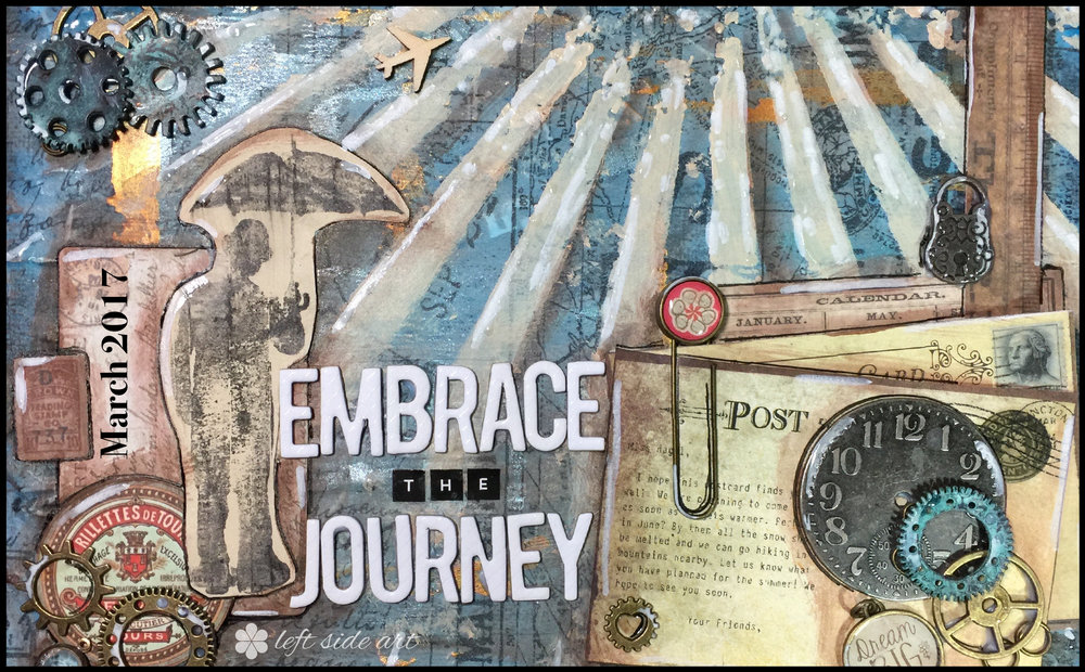 LSA - Embrace the Journey