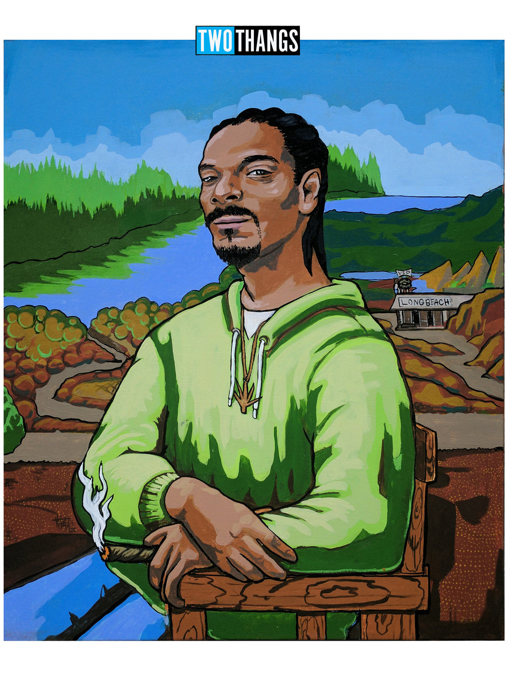 Snoop / Mona Lisa