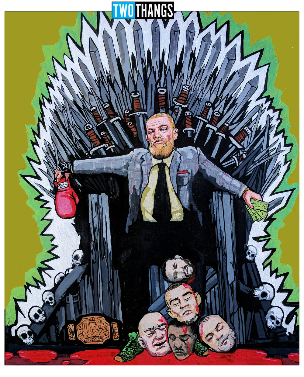 Conor McGregor / Game of Thrones