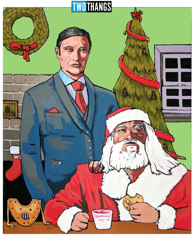 Hannibal / Santa Claus