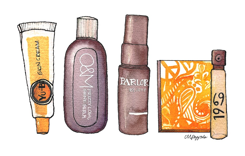 A few of my favorite beauty products this fall! Pizzazz Design Blog