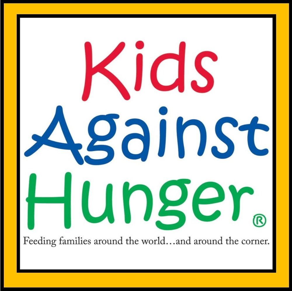 Kids Against Hunger packages highly nutritious, life-saving meals for starving children and malnourished children and their families in developing countries and the United States. The goal of the organization is for its meals to provide a stable nutritional base from which recipient families can move from starvation to self-sufficiency.