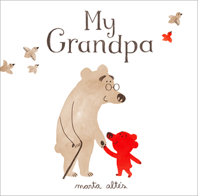 A reading of the book by Marta Altes. (Recommended for ages 3-8 dealing with a loved one aging or with dementia.)