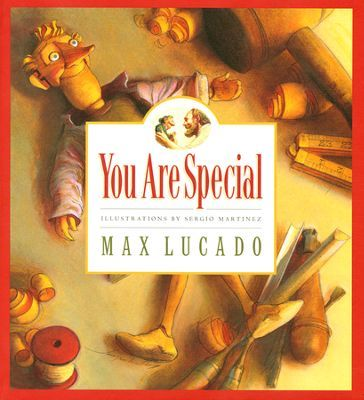 A reading of the book by Max Lucado illustrated by Sergio Martinez. (Recommended for ages 5-12 for developing self worth, Christian themed.)