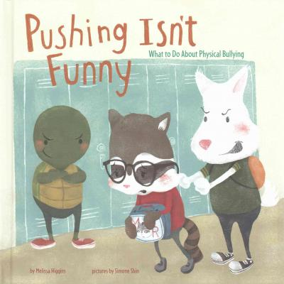 A reading of the book by Melissa Higgins illustrated by Simone Shin. (Recommended for kids dealing with bullying ages 5-11).