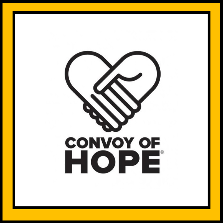 Convoy of Hope is a faith-based, nonprofit organization with a driving passion to feed the world through children's feeding initiatives, community outreaches and disaster response.