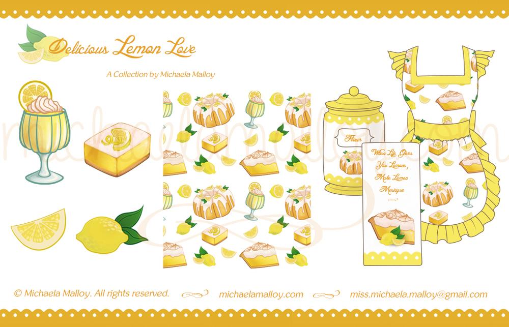Delicious Lemon Love
