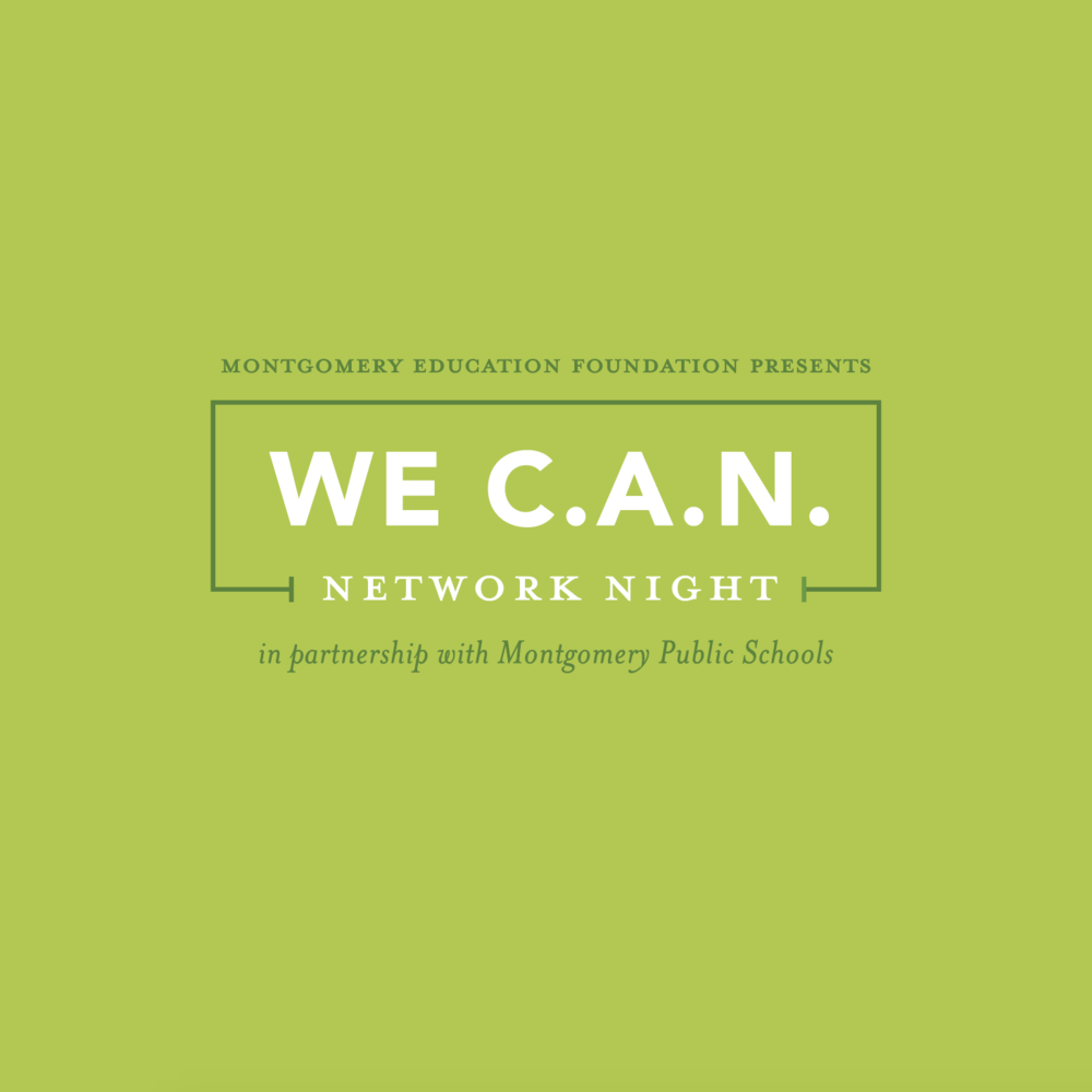 We CAN Network Night Logo