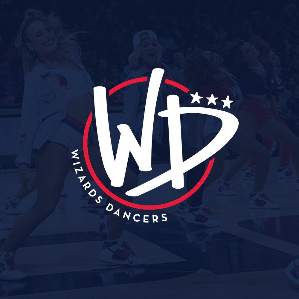 Wizards Dancers Logo