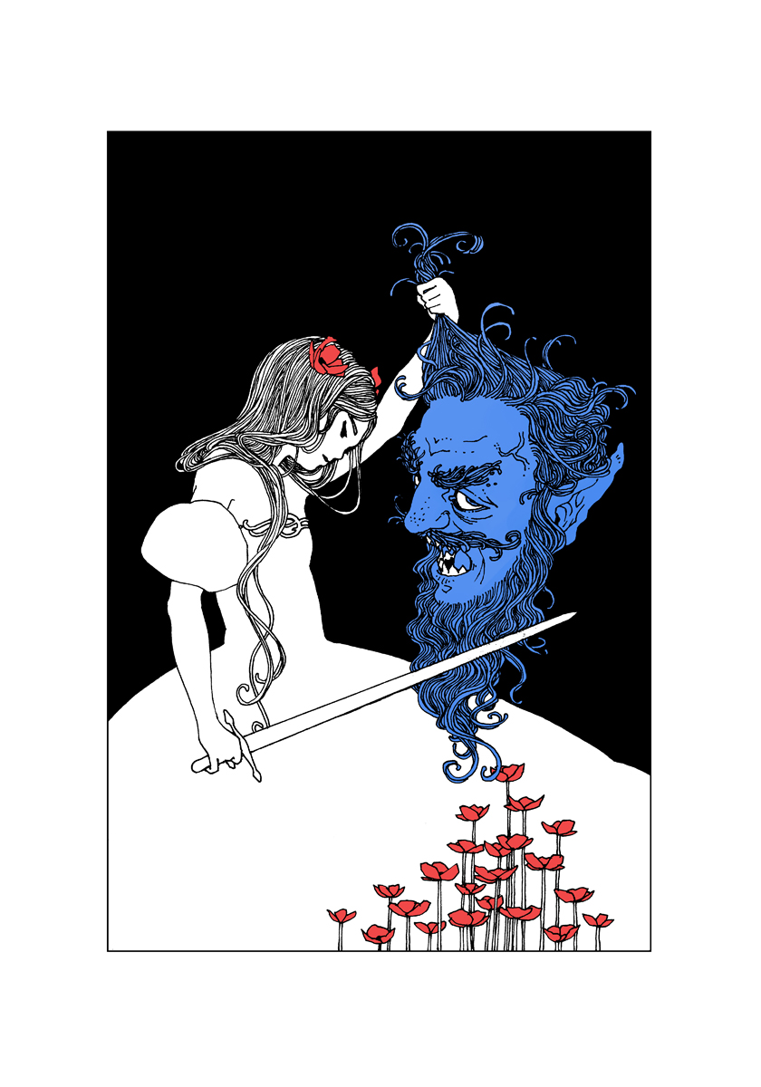 Tamarind - The Blue Beard