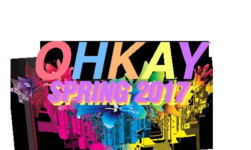 OHKAY SPRING 2017