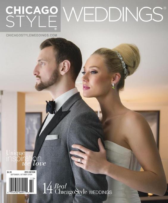 chicago wedding style magazine