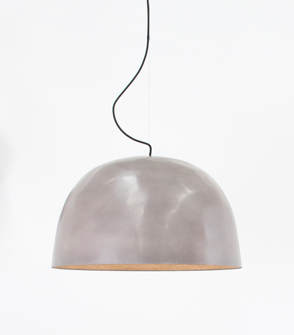Snowi Concrete Pendant Light
