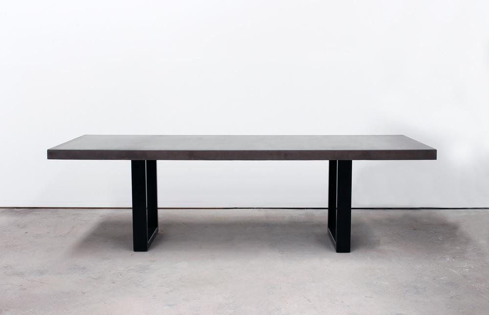 Uuno Concrete Dining Table - 12 Seat
