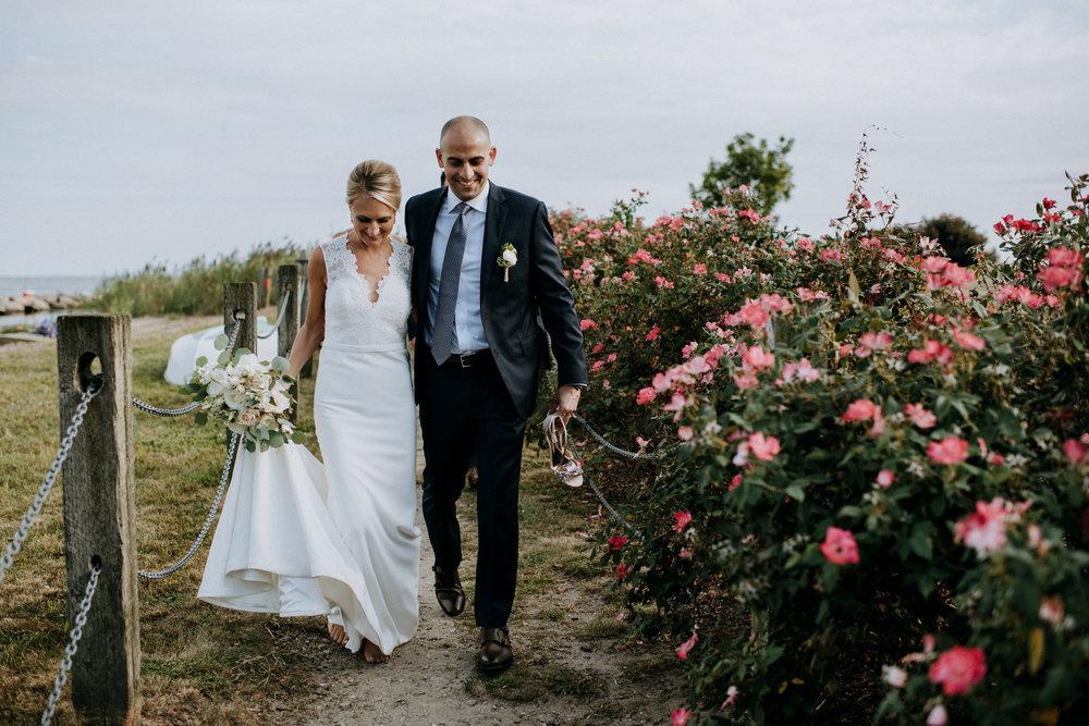 caitlin + robert // milford, ct // wedding