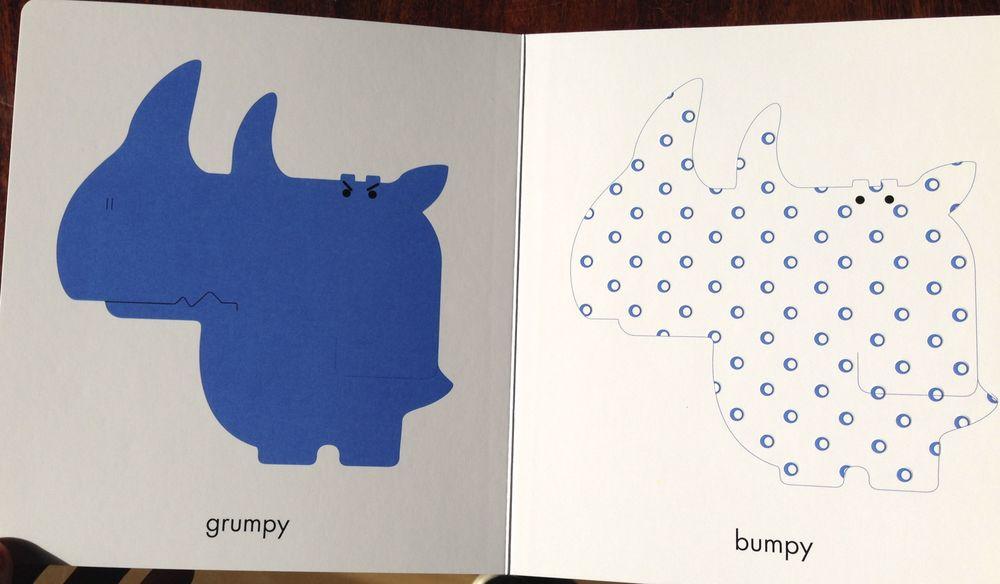 When grumpy turns bumpy