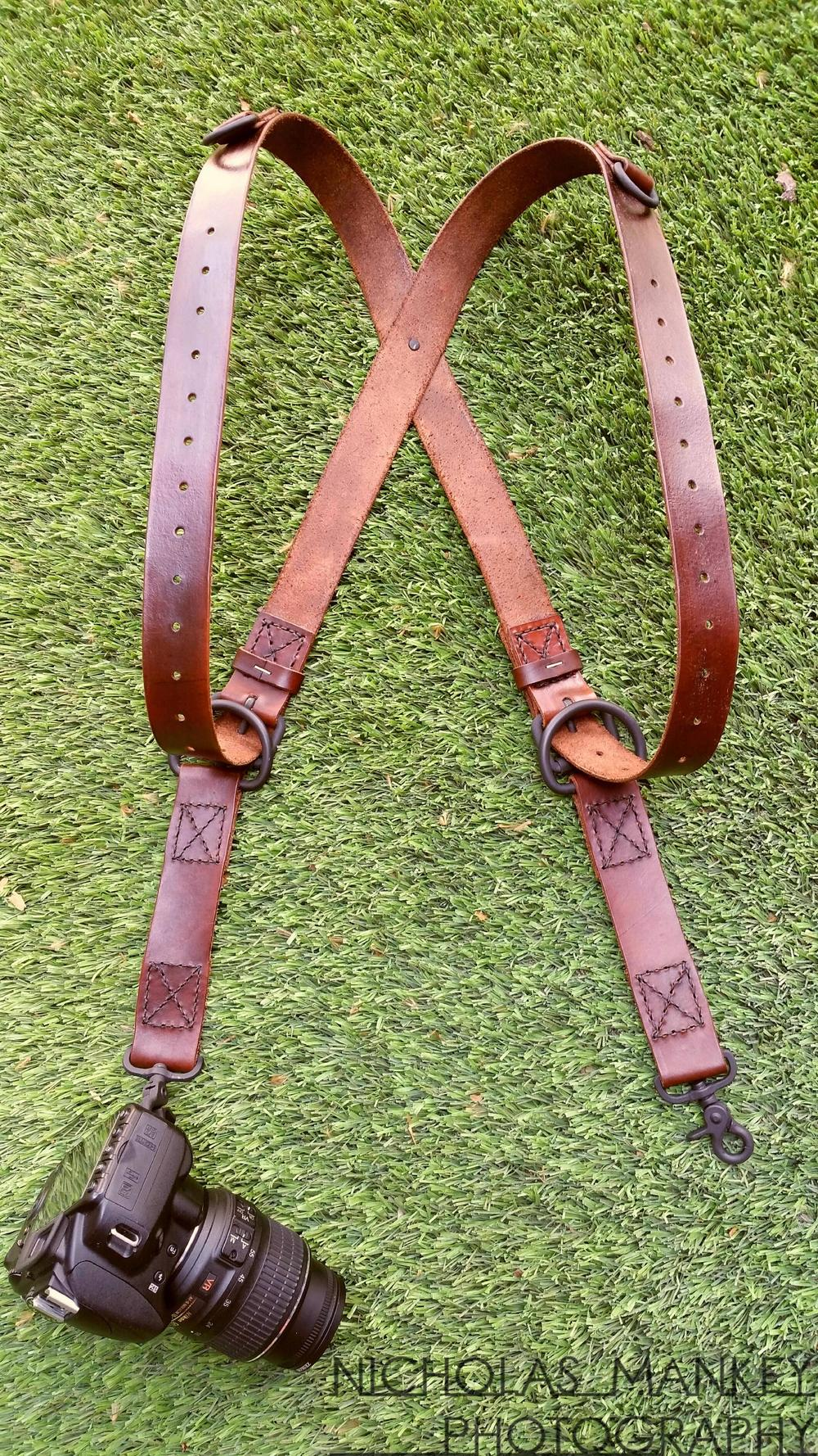 Glide Strap - Dark Brown