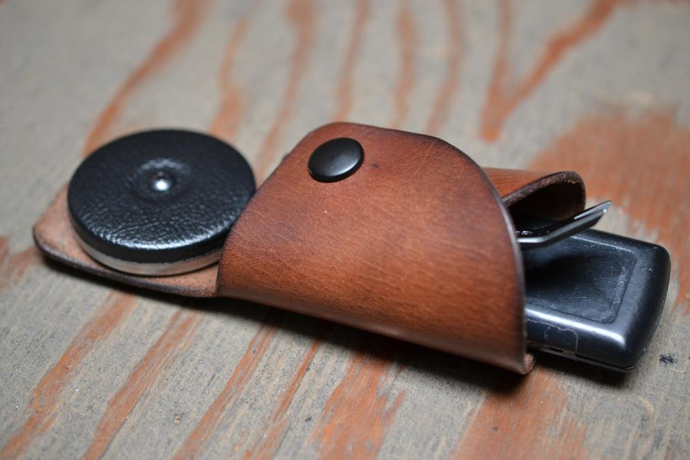 Key Silencer - Dark Brown