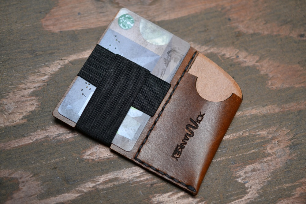 Jeff Wallet - Walnut
