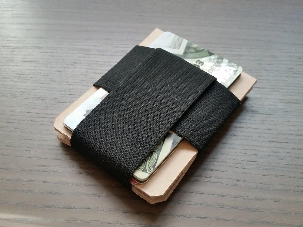 Sumo Wallet - Natural