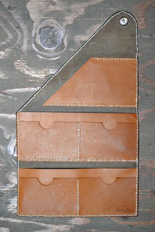 Wallet Roll - Grey