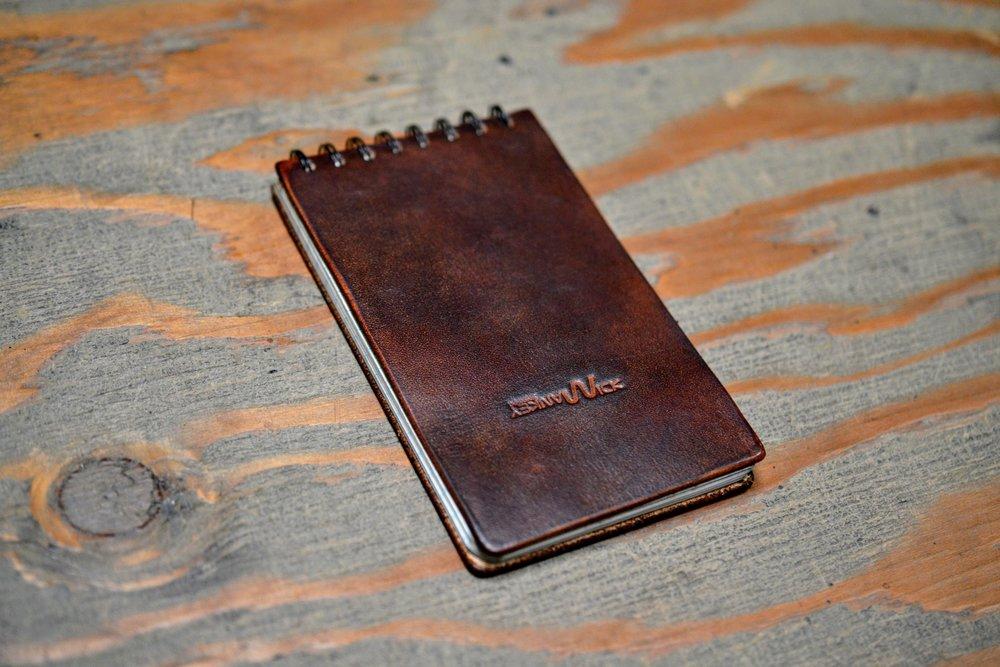 Draft Pad, Small - Dark Brown