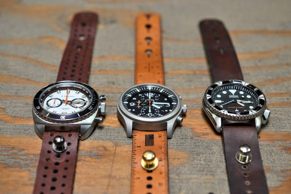 Stud Strap Collection