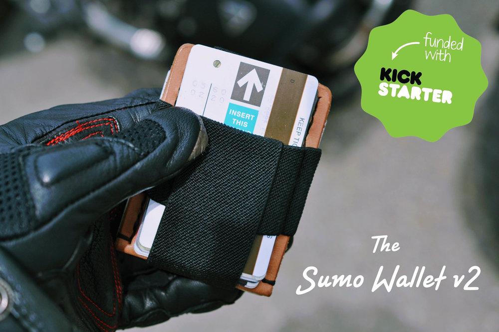 The Sumo Wallet v2 - LIVE ON KICKSTARTER