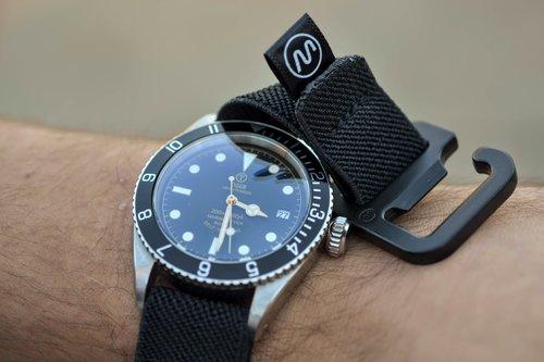 3b8dac5d4a3 The Cap Strap v2 - Elastic Bottle Opener Watch Band