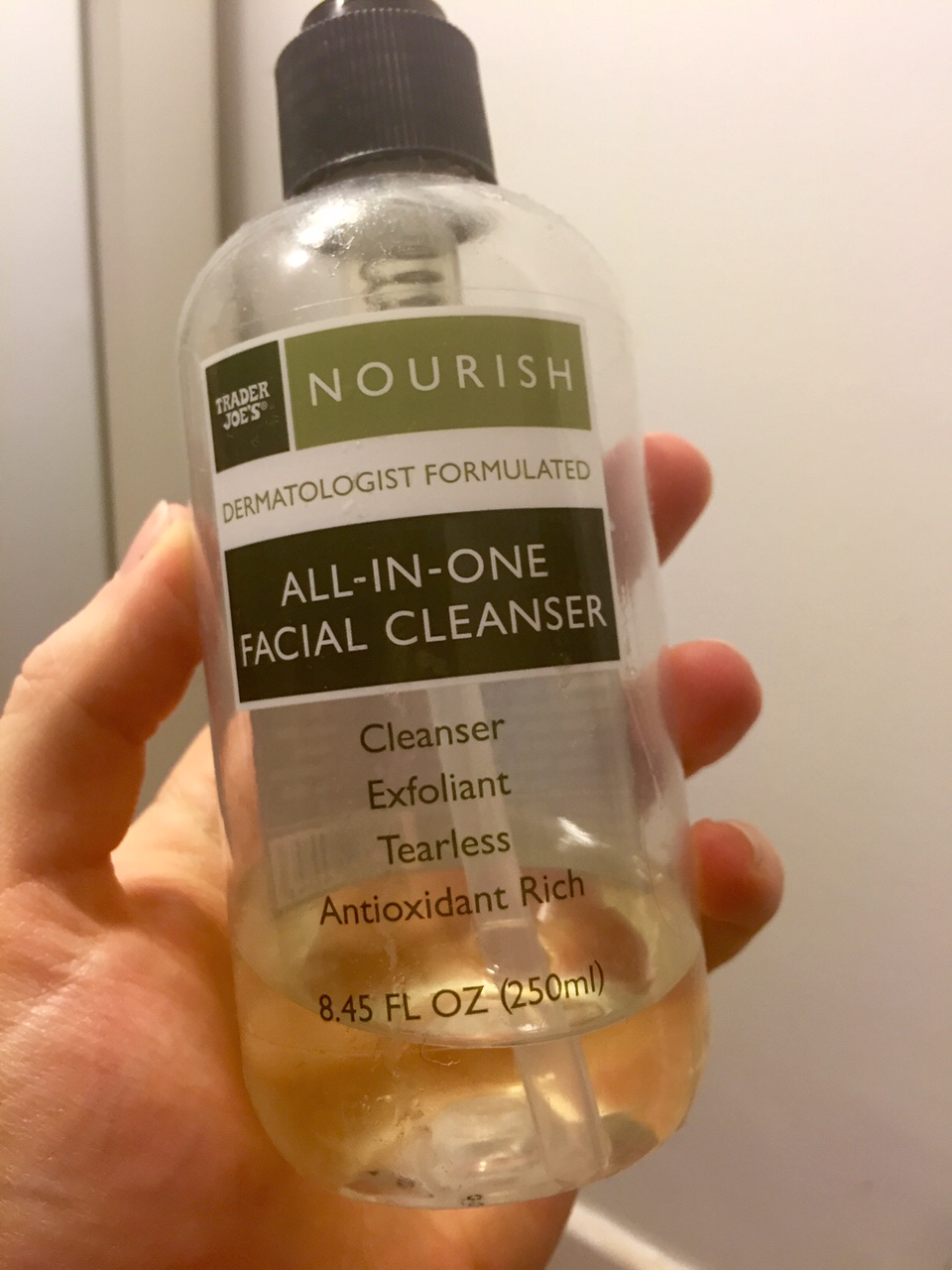 Nourish All-In-One Facial Cleanser by Trader Joe's #13