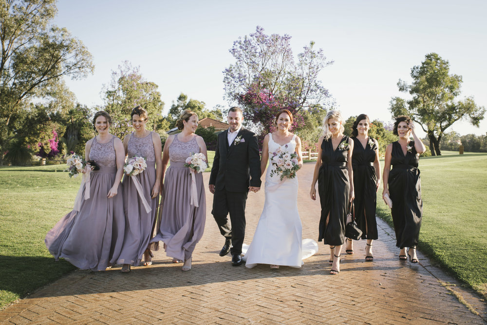 Angie-Roe-Photography-Bridal-Party-Wedding-Vines-Perth-Northam