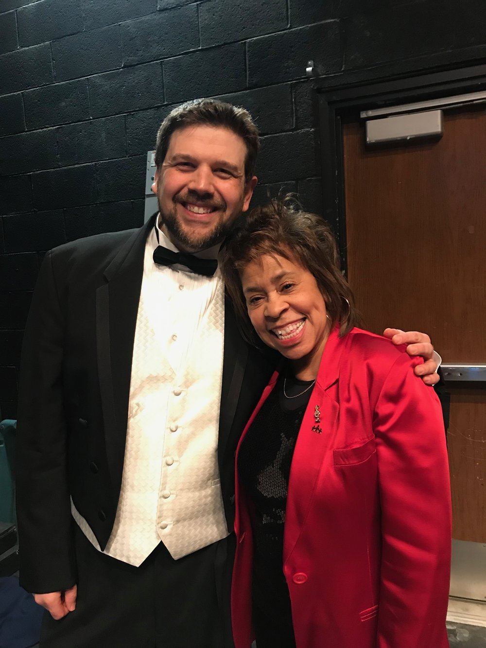 Congratulations on a wonderful conducting showcase, Linda Carter!