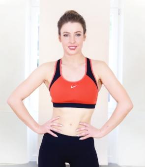 LAUREN SKOPAL   Flexibility Specialist & Associate Nutritionist